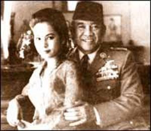 Kisah Cinta Bung Karno dan Ratna Sari Dewi (2)